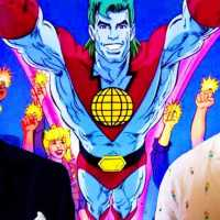 Captain Planet movie on the way!!!