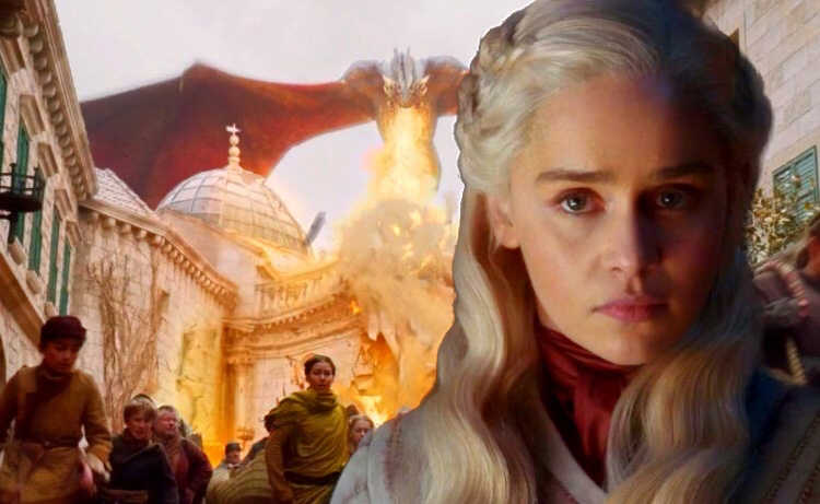 How Daenerys Is The Real Villain In Game of Thrones