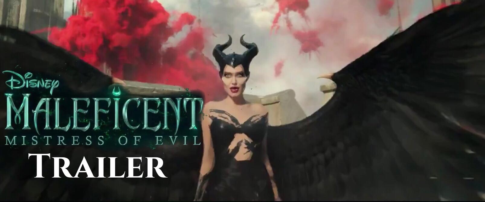 Maleficent Mistress of Evil | Trailer