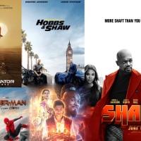 The Year Of UNORIGINAL Films